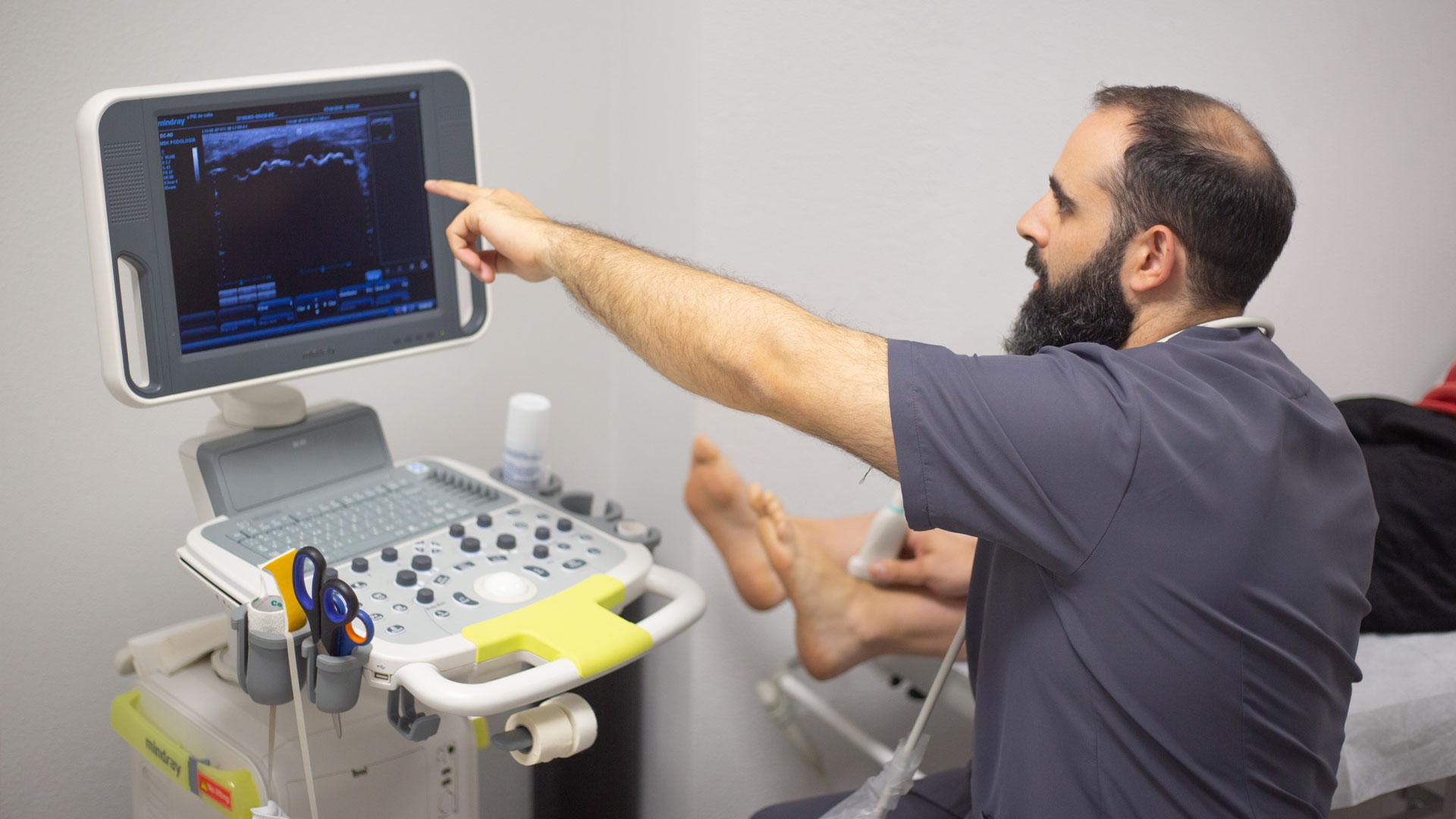 clínica podológica Plasencia