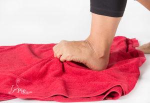 estiramientos para los pies
